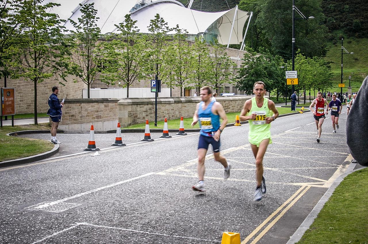 Edinburgh Marathon<br /> Edinburgh Marathon