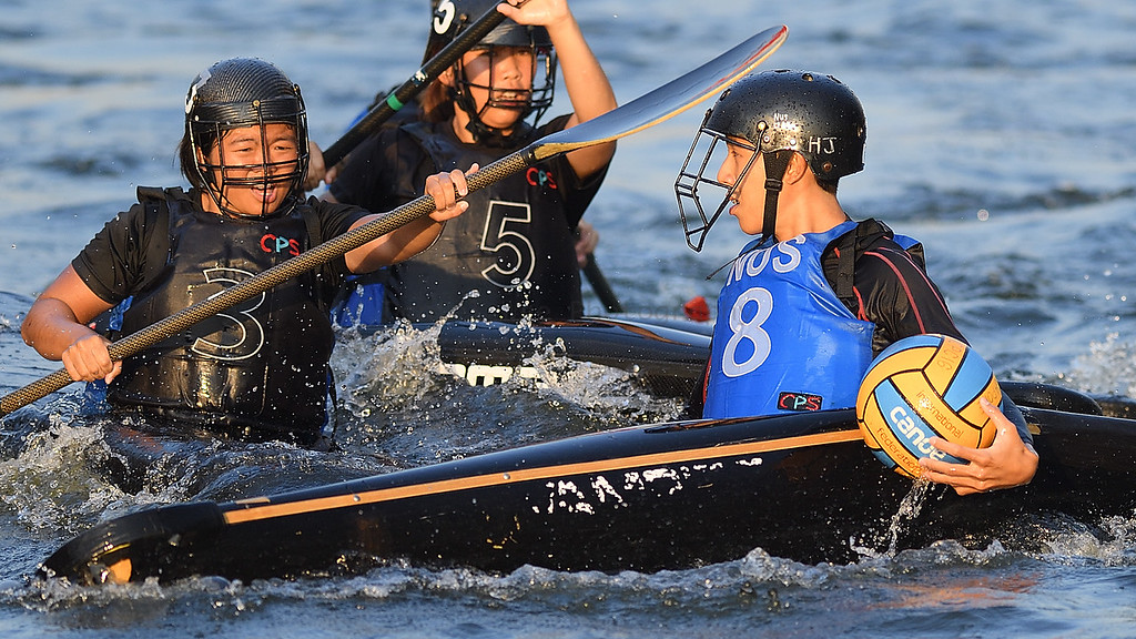 National Canoe Polo Championship 2016