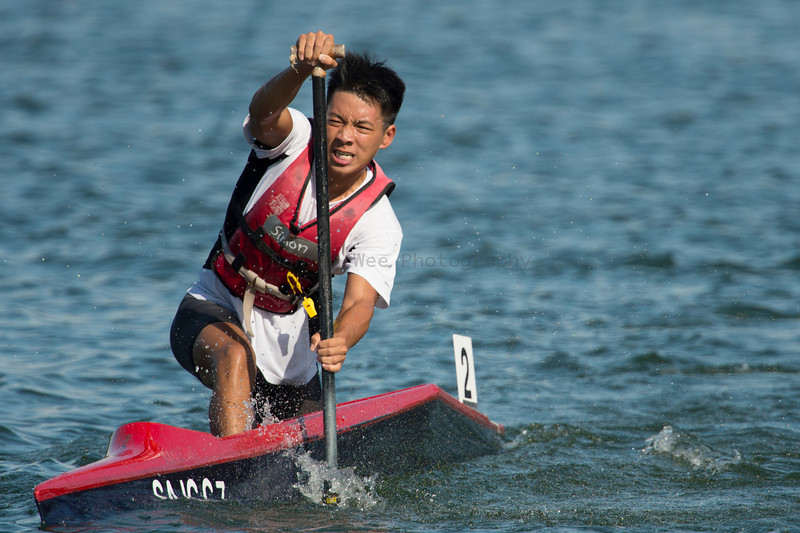 National Canoeing Championship 2014