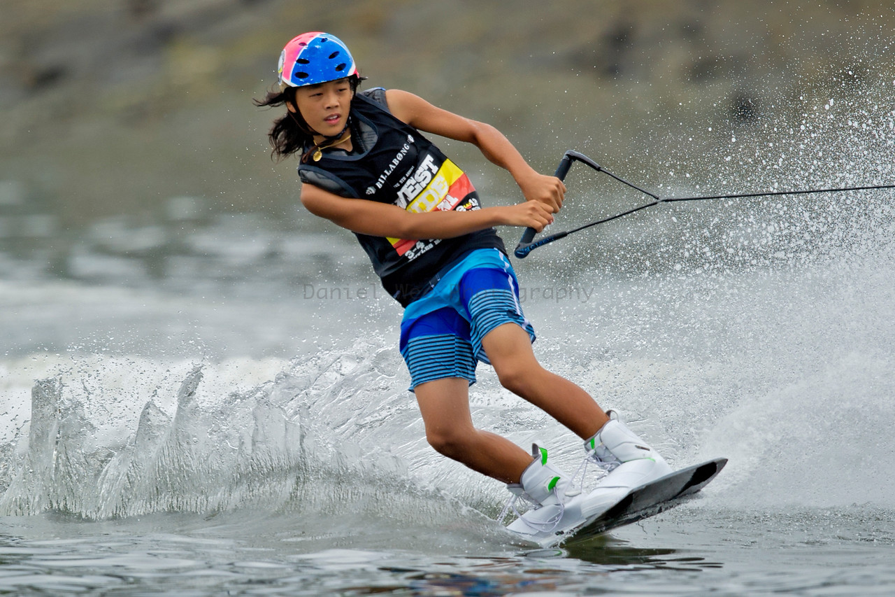 West Side Jam 2012 - Wakeboard competition