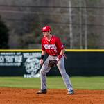 Munford V/JV Baseball vs Wellborn 2/23/17