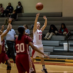 Munford BK Varsity Girls vs Handley 1/24/17