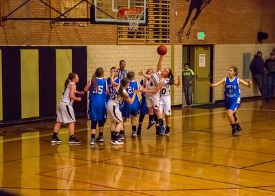 MHS Girls Basketball vs Craig