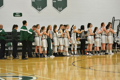 Cloverleaf Girls Basketball