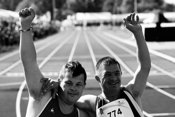 4th day of  Special Olympics Summer Games 2014 in Antwerp