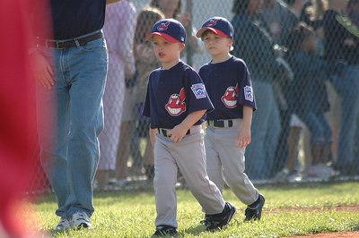 3-4-2006 Baseball Opening Day 036
