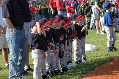 3-4-2006 Baseball Opening Day 073