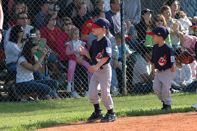 3-4-2006 Baseball Opening Day 038