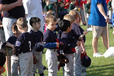3-4-2006 Baseball Opening Day 059