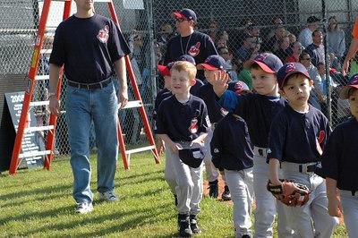 3-4-2006 Baseball Opening Day 043