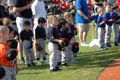 3-4-2006 Baseball Opening Day 056
