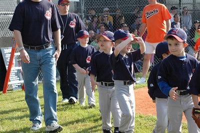 3-4-2006 Baseball Opening Day 044