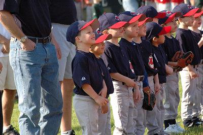 3-4-2006 Baseball Opening Day 072