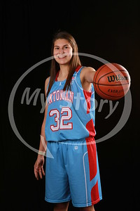 Antonian Girls Basketball 2011-2012