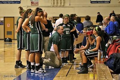 Madison Memorial - Feb 03, 2011 Girls Basketball