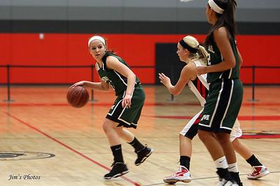 Madison Memorial Girls Basketball - March 8, 2011