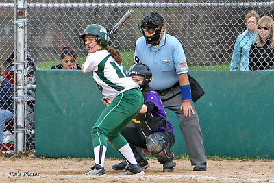 Madison Memorial Girls Softball - April 29, 2011