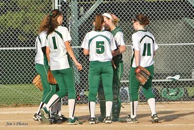 Madison Memorial Girls Softball - May 4, 2011
