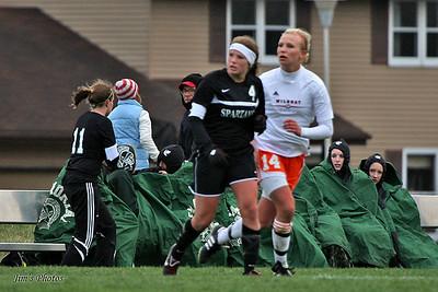 2011 Girls Soccer