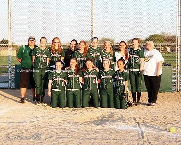 2012 Girls Softball