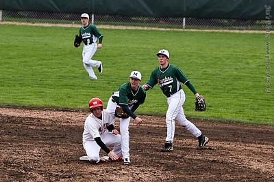 Madison Memorial Boys Baseball - March 31, 2012