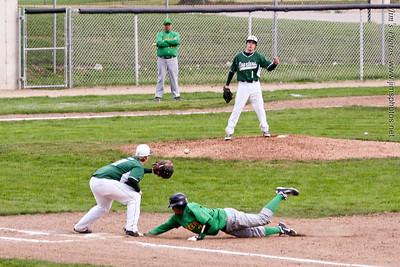 Madison Memorial Boys Baseball - April 3, 2012