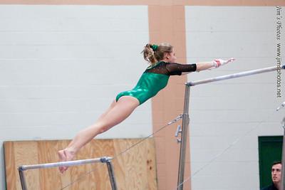 Madison Memorial Gymnastics Meet - Dec 15, 2011