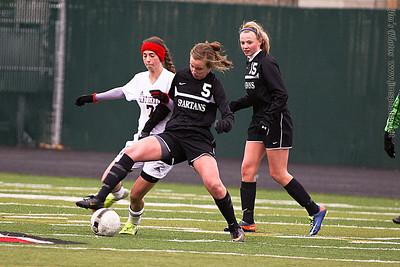 2012 Girls Soccer