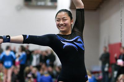 Madison Memorial Gymnastics - Jan 05, 2013