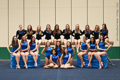 Madison West Gymnastics - Team Photos 2012-13