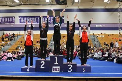 Madison Memorial Gymnastics - Feb 23, 2013
