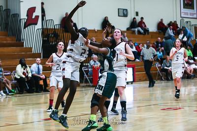 Madison Memorial Girls Basketball - Feb 14, 2014