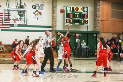 High School Girls Basketball - March 13, 2014