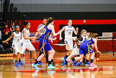 High School Girls Basketball - Mar 15, 2014