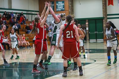 Madison Memorial Girls Basketball - Nov 30, 2013