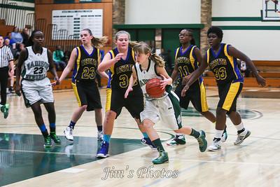 Madison Memorial Girls Basketball - Dec 10, 2013