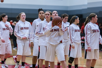 HS Sports - Sun Prairie Girls Basketball - Dec 29, 2014
