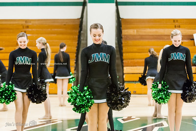 HS Sports - JMM Girls Basketball - Jan 06, 2015