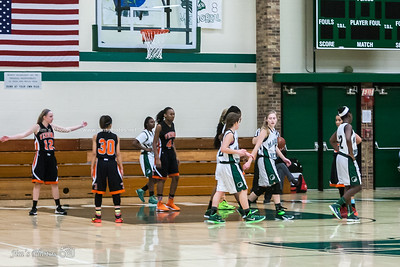 HS Sports - JMM Girls Basketball - Jan 10, 2015