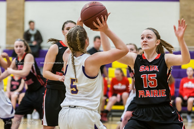 HS Sports - East Girls Basketball - Jan 13, 2015