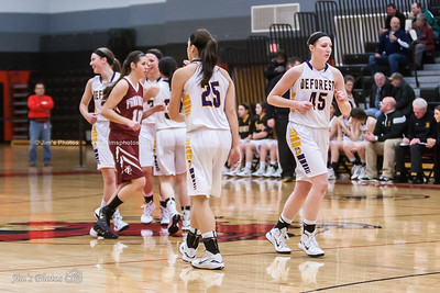 HS Sports - DeForest Girls Basketball - Dec 29, 2014