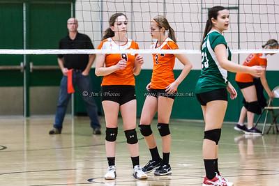 HS Sports - JMM Girls Volleyball - Oct 07, 2014