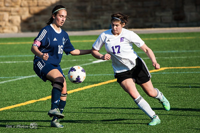 HS Sports - East Girls Soccer - April 15, 2016
