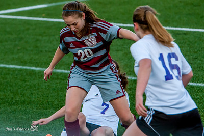 HS Sports - East Girls Soccer - May 17, 2016