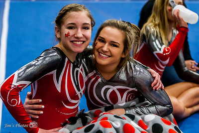 HS Sports - Sun Prairie Gymnastics [d] Jan 05, 2017