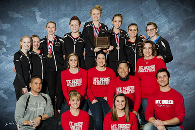 HS Sports - Mt Horeb Invite - Awards - January 07, 2017