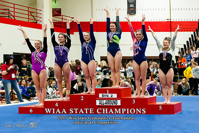 HS Sports - WI State Gymnastics Tournament [d] March 04, 2017
