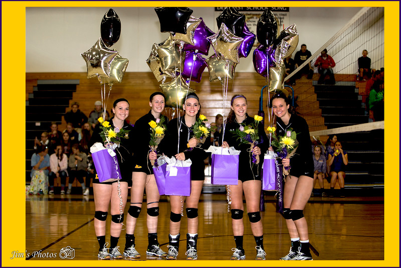 Senior Night 2016