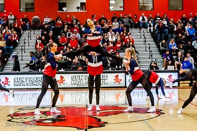 HS Sports - Sun Prairie Dance - Mar 03, 2018