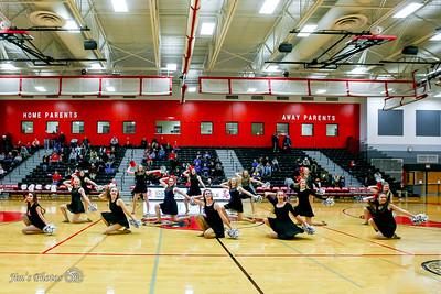 HS Sports - Sun Prairie Dance [d] Dec 19, 2017